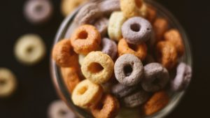 Roundup ingredient found in cereals