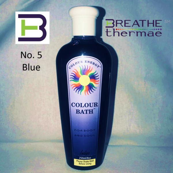 Colour Bath Blue