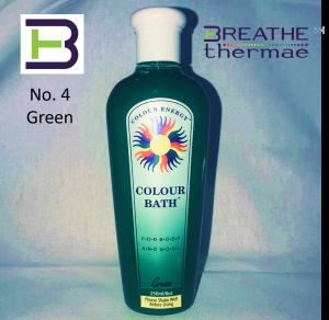 Colour Bath Green