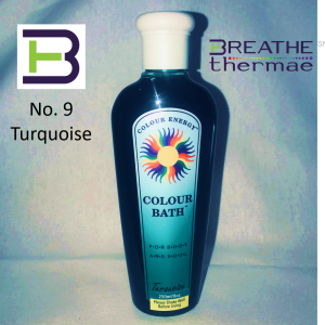 Colour Bath Turquoise