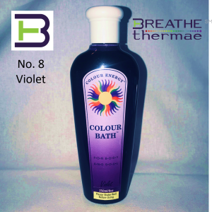 Colour Bath Violet