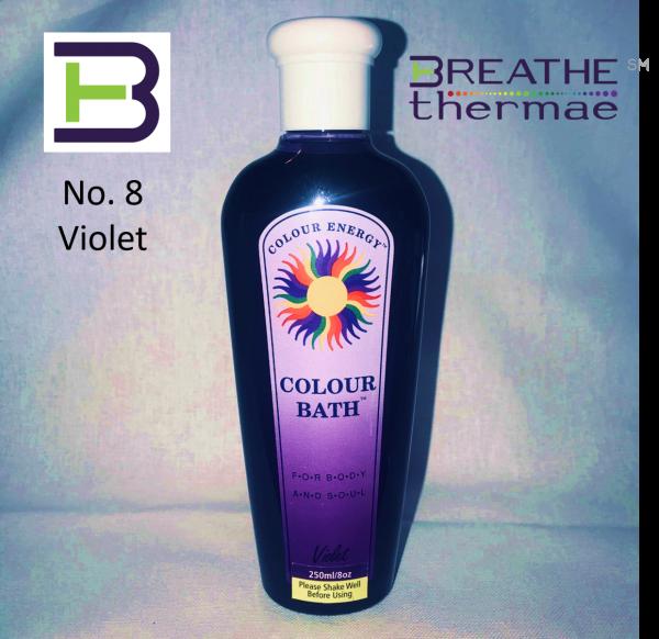 Colour Bath Violet