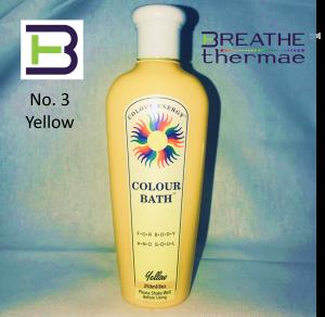 Colour Bath Yellow